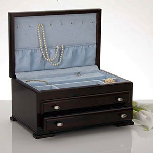 Reed and Barton Hannah Jewelry Chest