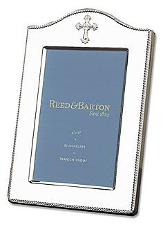 Reed and Barton Abbey Silverplated Frame