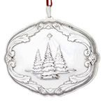 2012 Reed and Barton Francis I Songs of Christmas Sterling Silver Ornament
