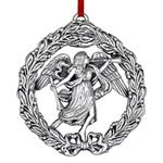 2012 Williamsburg Annual Sterling Silver Christmas Ornament