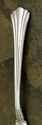 Reed and Barton 1800 Stainless Flatware Handle