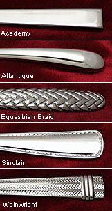 Ralph Lauren Stainless Steel Flatware