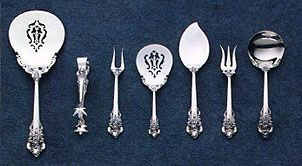 Sterling Silver Flatware Guide At The Silver Superstore