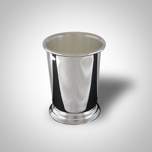 Silver Plate Mint Julep Cup By Sheridan 7 Ounces