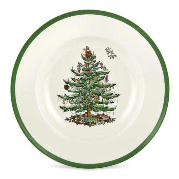 Spode Christmas Tree Dinnerware Ascot Cereal Bowl