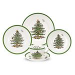 Spode Christmas Tree Dinnerware