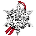 2012 Towle Annual Star Sterling Silver Christmas Ornament