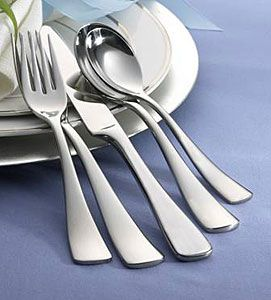 Sophisticate By Towle Silversmiths Stainless Flatware