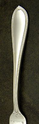 Tuttle Triumph Sterling Silverware Dinner Fork