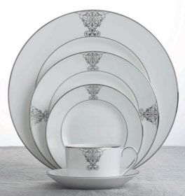 Vera Wang Imperial Scroll Dinnerware