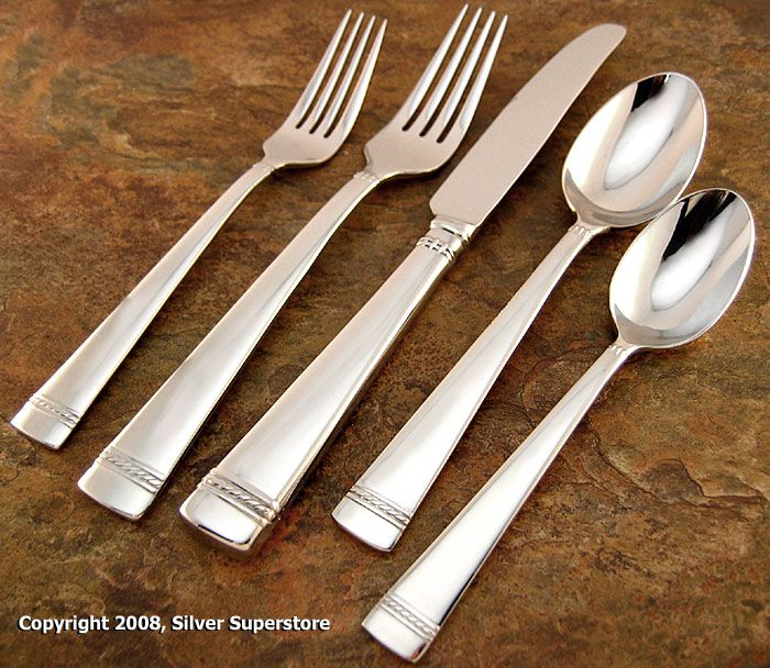 With Love Silverware by Vera Wang