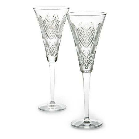waterford crystal heirloom flutes