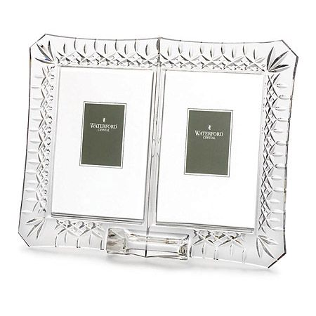 Crystal Picture Frames by Waterford