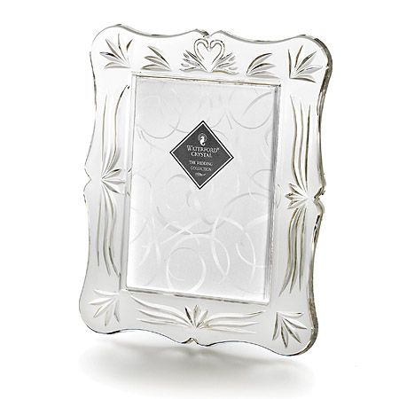 crystal bridal gifts by waterford