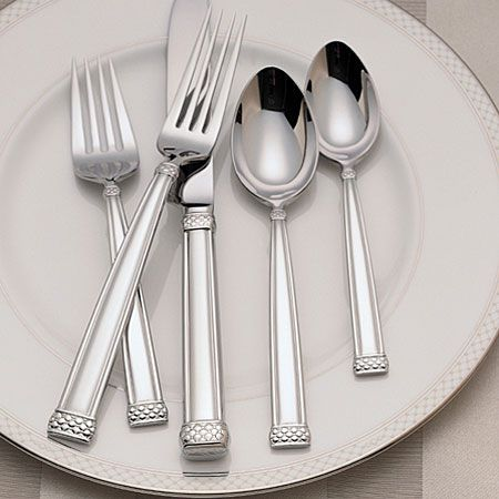 Padova By Waterford Stainless Flatware For Less