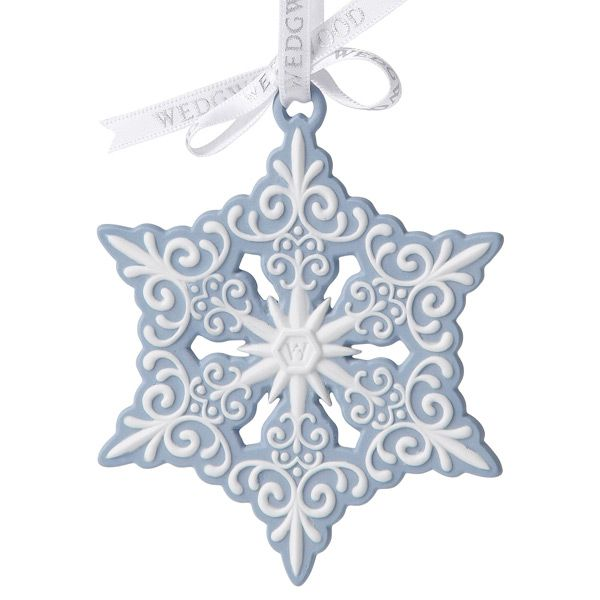 Porcelain Christmas Ornaments