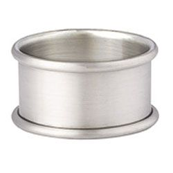 Woodbury Pewter Napkin Ring, Plain Design