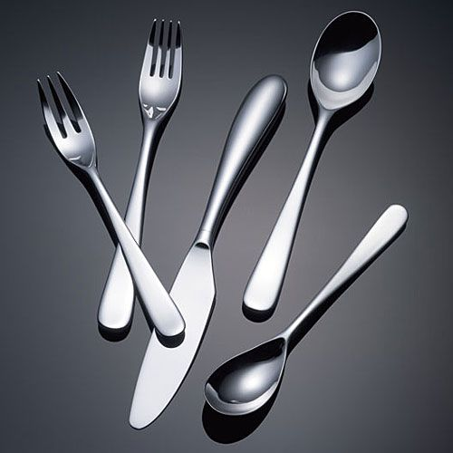 Appel by yamazaki stainless flatware for less - Yamazaki stainless steel flatware ...