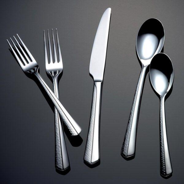 Yamazaki belhaven stainless flatware for less at silver superstore - Yamazaki stainless steel flatware ...