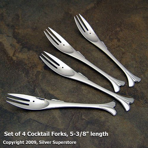 Gone Fishin Cocktail Forks