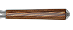Galaxie Wood Flatware by Capdeco