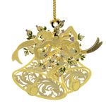 2015 ChemArt Our Wedding Brass Christmas Decoration