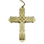 2016 Decorative Cross Christmas Ornament | Chemart Christmas Tree Decoration | Decorative Cross Design
