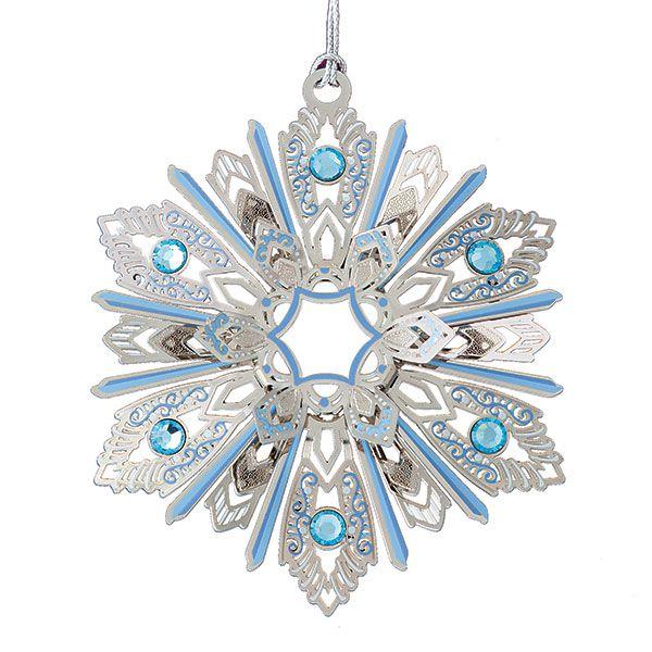 Baldwin Christmas Ornaments