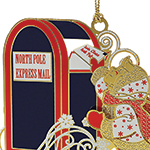 2016 Letters to Santa Christmas Ornament | Chemart Christmas Tree Decoration | Letters to Santa Design