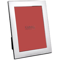 Cunill Classic Plain Sterling Silver Picture Frame