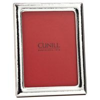 Cunill Hammered Sterling Silver Picture Frame
