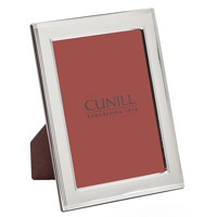 Cunill Madison Sterling Silver Picture Frame