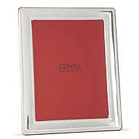 Cunill Pearls Sterling Silver Picture Frame