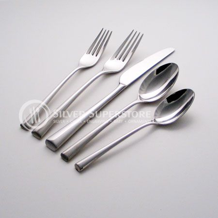 Dansk Bistro Cafe Stainless Steel Flatware At Discount Prices
