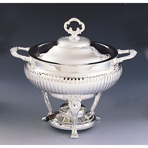 Elegance Silver Chafing Dish 3 Quart