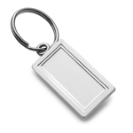 Empire Silver Sterling Silver Keychain
