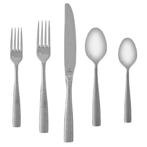 Fortessa Ringo 18 10 Stainless Steel Flatware Silverware