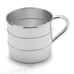Gorham Double Beaded Sterling Silver Baby Cup