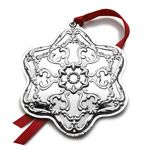 2014 Gorham Chantilly Annual Sterling Silver Christmas Ornament