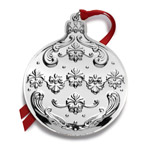 2016 Gorham Chantilly Annual Sterling Silver Christmas Ornament