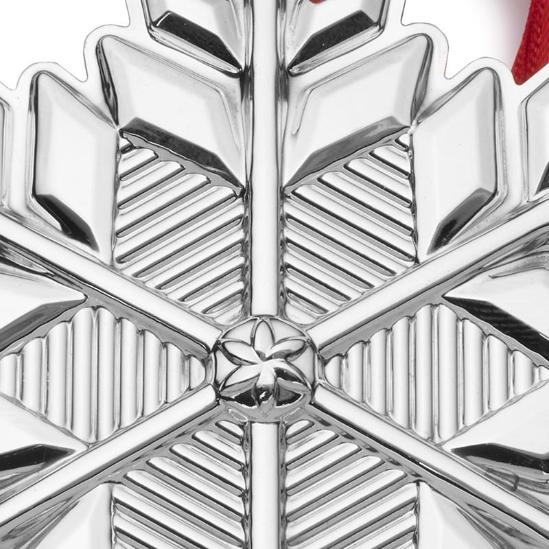 Gorham Silver Snowflake 2017   Gorham Silver Christmas ...
