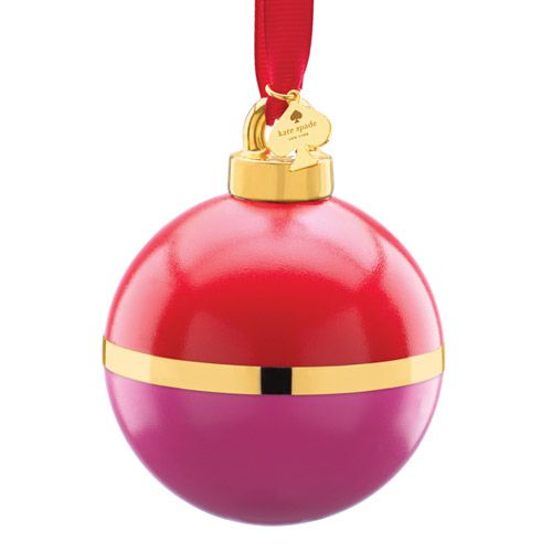 be merry be bright christmas ornament by kate spade new york