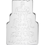 Our First Christmas, Wedding Cake | kate spade new york ornament | Wedding Cake ornament