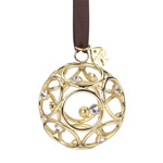 Bejeweled Annual Christmas Ornament from kate spade new york