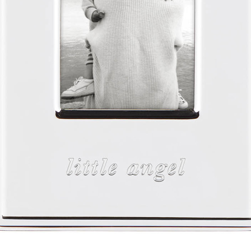 kate spade Darling Point Picture Frame Ornament, Little Angel Ornament