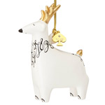 Woodland Park Reindeer Ornament from kate spade new york