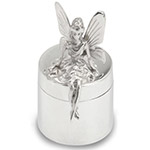 Krysaliis Tooth Fairy Box Sterling Silver Baby Spoon