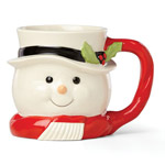 Holiday and Christmas Themed Mugs