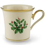 Lenox Holiday Mug, China