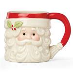 Lenox Hosting the Holidays Santa Mug